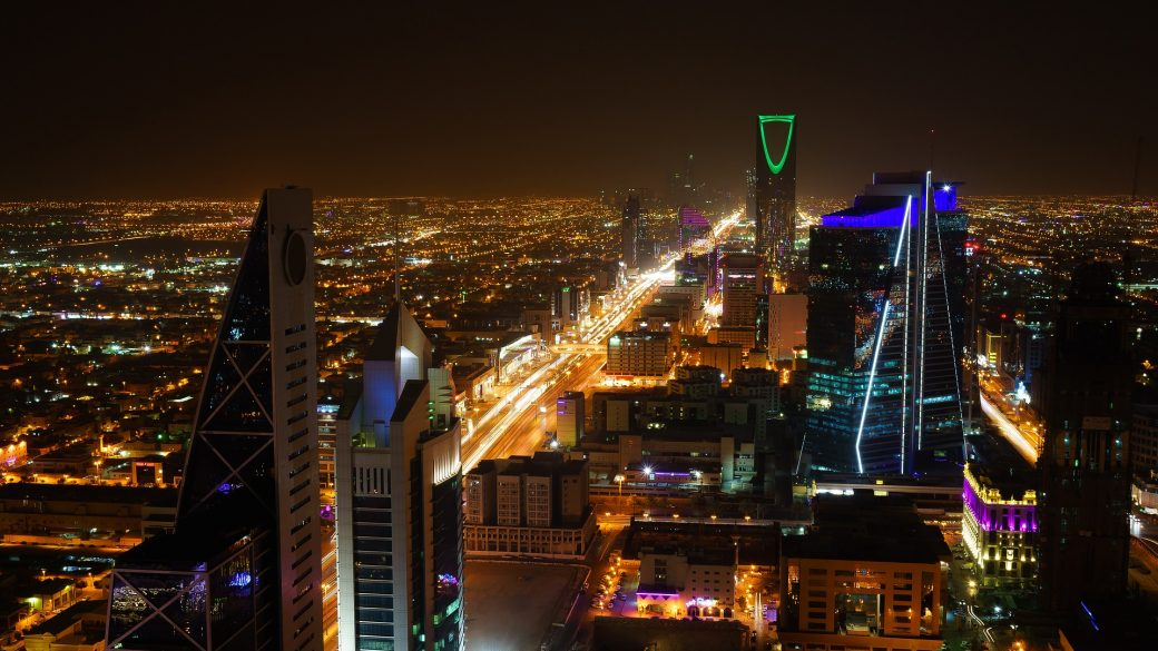 24 Hours In Riyadh