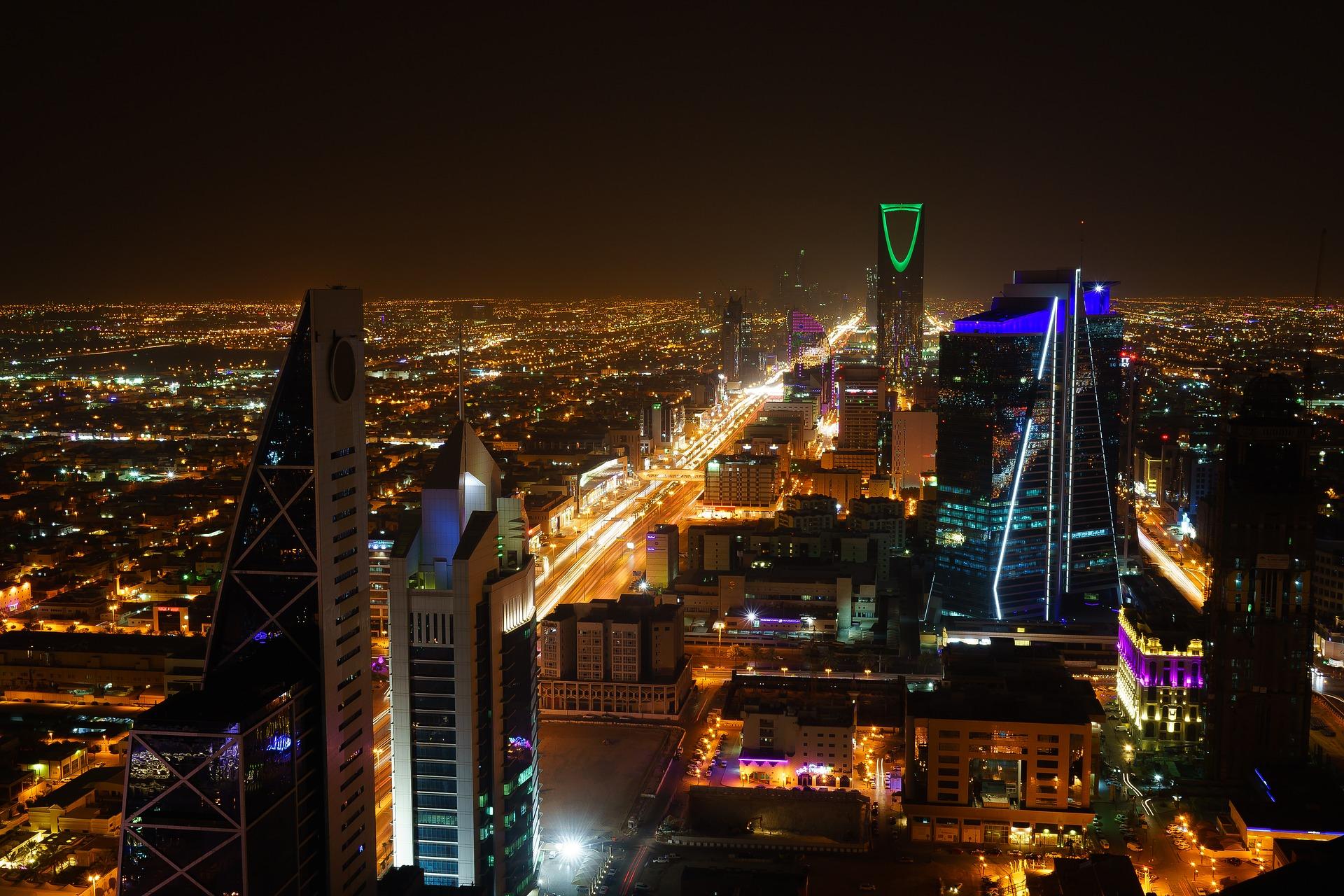 24 Hours In Riyadh