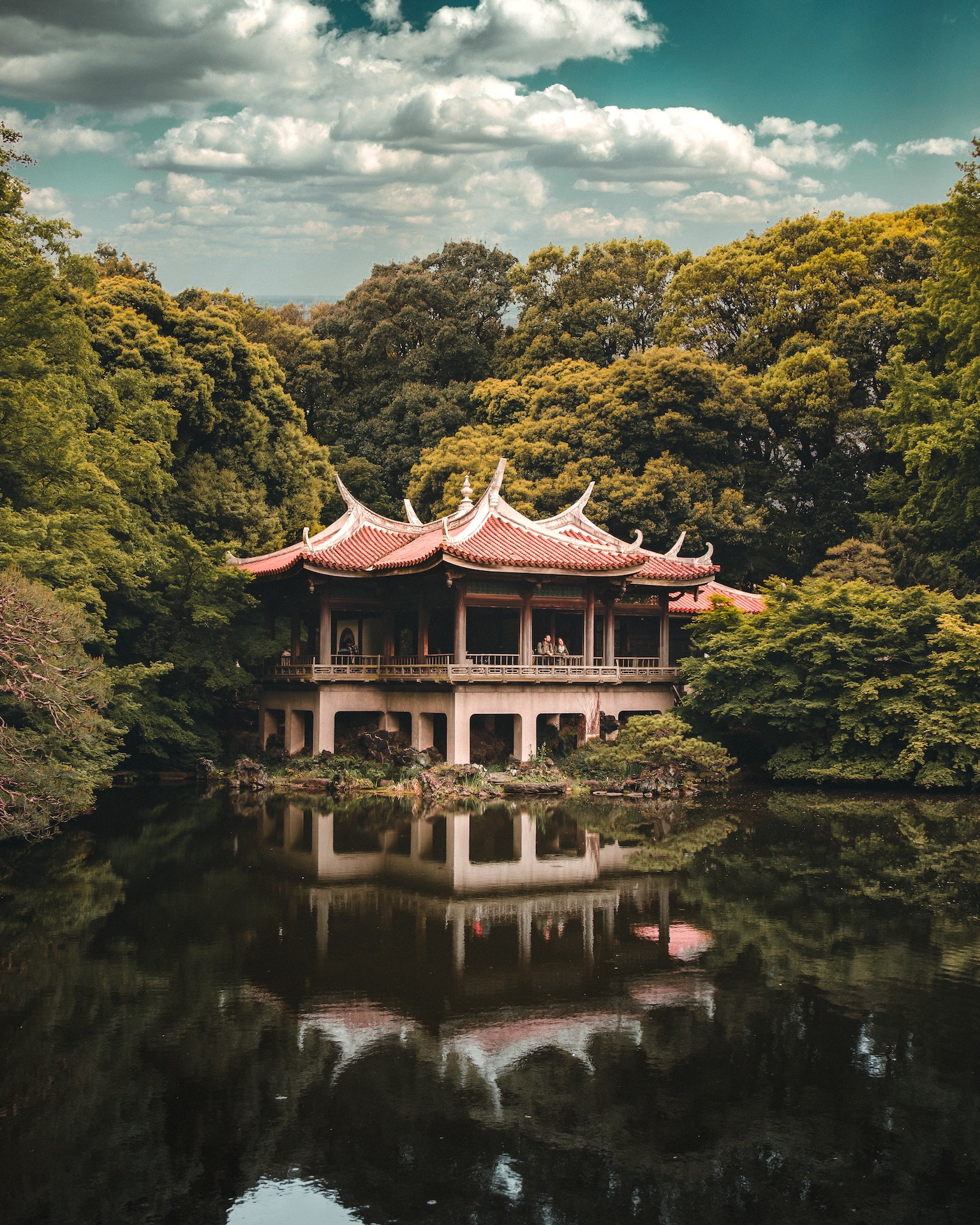 Visit Japan as one of the best places to travel solo